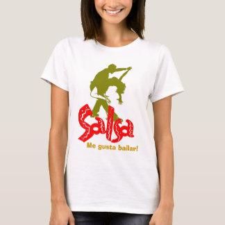 Die Nano-T der Salsa-Frauen! T-Shirt