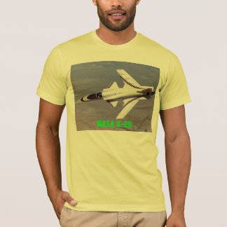 die NASA experimentelles X-29 T-Shirt