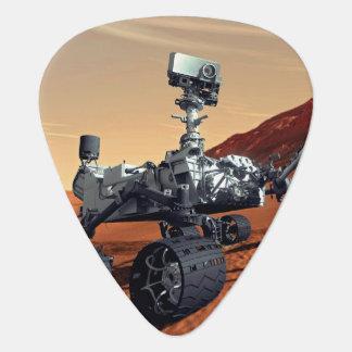 Die NASA-Mars-Neugier-Vagabund-Künstler-Konzept Plektron