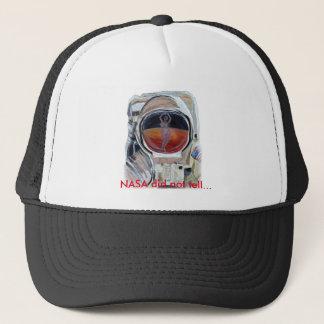Die NASA sagte nicht! Truckerkappe