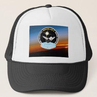 Die NASA Skylab Truckerkappe