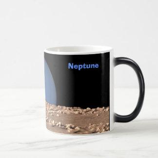 Die NASA/Voyager/Neptun Verwandlungstasse