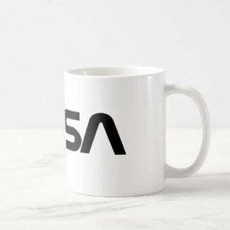 Die NASA-Wurm-Logo Teetassen