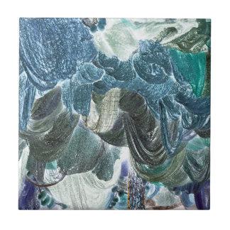 Die Netze TomWurl.jpg des Fischers Keramikfliese