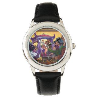 Die neue die Kleidungs-Kunst des Kaisers Uhr