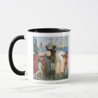 Die neue Welt, 1791-97 (Öl auf Leinwand) (sehen Tasse