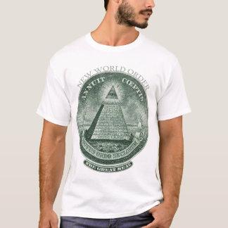 Die neue Weltordnung Annuit Coeptis T-Shirt