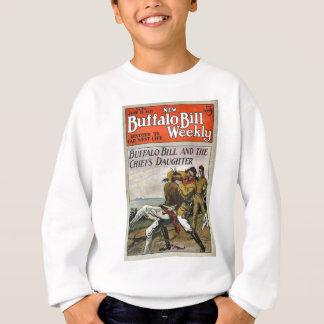 Die neue wöchentliche Nr. 250 1917 Buffalo Bills Sweatshirt
