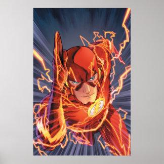 Die neuen 52 - der Blitz #1 Poster