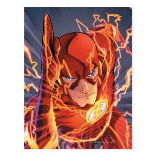 Die neuen 52 - der Blitz #1 Postkarte