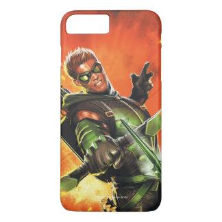 Die neuen 52 - der grüne Pfeil #1 iPhone 8 Plus/7 Plus Hülle