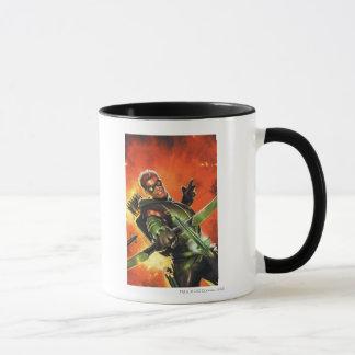 Die neuen 52 - der grüne Pfeil #1 Tasse