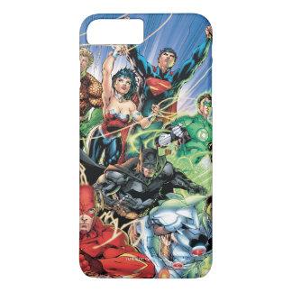 Die neuen 52 - Gerechtigkeits-Liga #1 iPhone 8 Plus/7 Plus Hülle