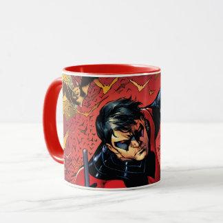 Die neuen 52 - Nightwing #1 Tasse