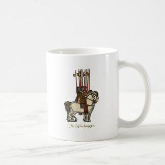 Die Nibelungen Kaffeetasse