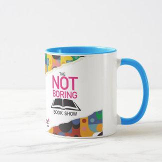 Die nicht Bohren-Buch-Show-Wecker-Tasse Tasse