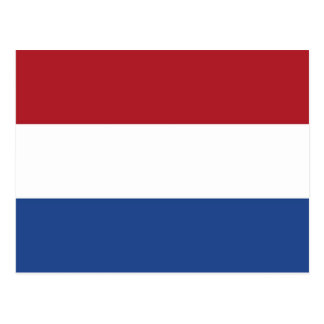 Die Niederlande, Flagge Postkarten