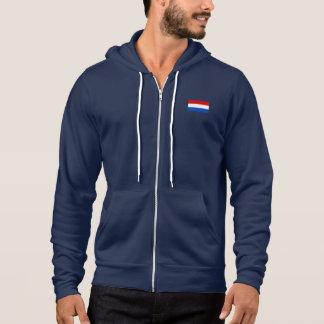 Die niederländische Flagge Hoodie