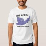 Die Nord-, verteidigenden zivilen Kriegs-Meister T Shirt