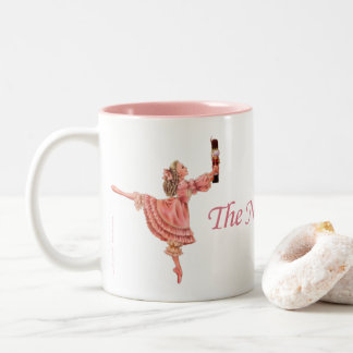 Die Nussknacker-Ballett-Tasse Zweifarbige Tasse