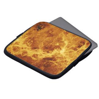 Die Oberfläche von Venus Laptopschutzhülle