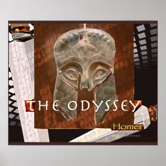 Die Odyssee Poster
