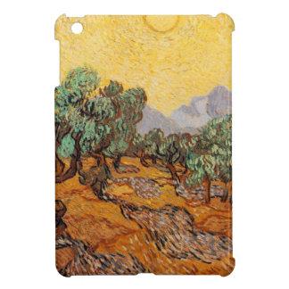 Die ölbäume von Vincent van Gogh (treesoliven) iPad Mini Hülle