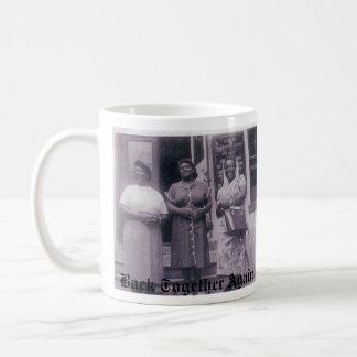 """""""Die Oliver-Schwester-"""" hintere zusammen wieder Kaffeetasse"""