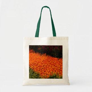 Die orange Garten-Tasche Tragetasche