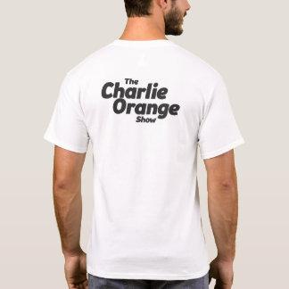 Die orange Show Charlien! T-Shirt