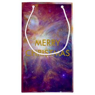 Die Orions-Nebelfleckkosmosgalaxie-Universum NASA Kleine Geschenktüte