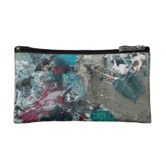Die Palette des Malers Makeup-Tasche