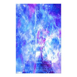 Die Pariser Träume des Liebhabers Briefpapier