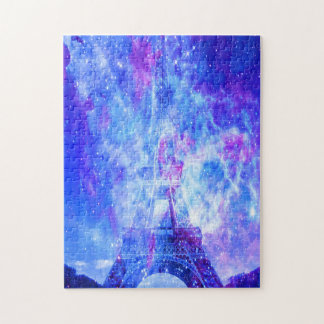 Die Pariser Träume des Liebhabers Puzzle