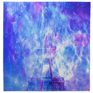 Die Pariser Träume des Liebhabers Serviette