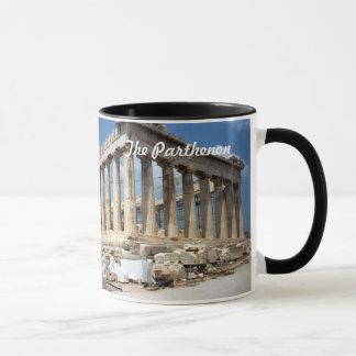 Die Parthenon-Tasse Tasse