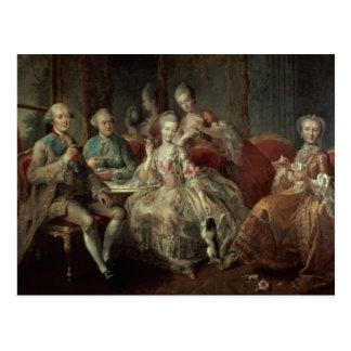 Die Penthievre Familie oder die Schale der Postkarte