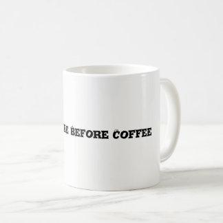 Die perfekte Tasse für den perfekten Anfang des