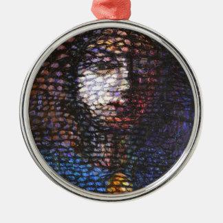 Die Perle Silbernes Ornament