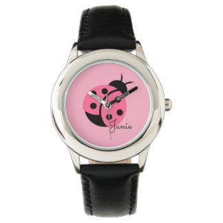 """Die personalisierte Uhr des Mädchens """"des kleinen"""