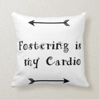 Die Pflege ist - Pflegeunterbringung mein Herz Kissen