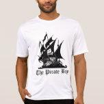 Die Piraten-Bucht - hochwertiger T - Shirt