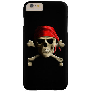 Die Piratenflagge Barely There iPhone 6 Plus Hülle