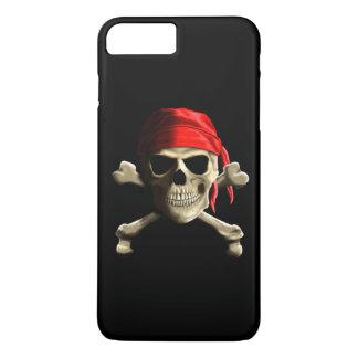 Die Piratenflagge iPhone 8 Plus/7 Plus Hülle