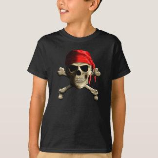 Die Piratenflagge T-Shirt