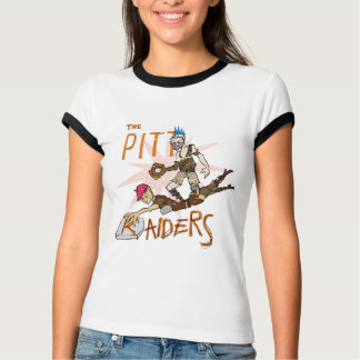 Die Pitt Räuber T-Shirt