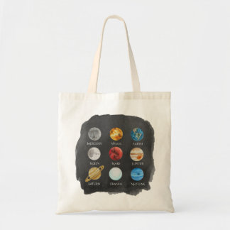Die Planeten-Taschen-Tasche Tragetasche