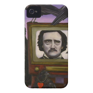 Die poe-Show iPhone 4 Cover