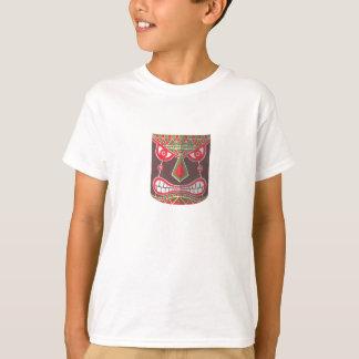 Die polynesische Maske T-Shirt