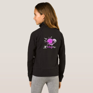 Die Praxis-Jacke der Herz-Spritzen-Tanz-Mädchen Jacke
